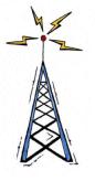 Broadcast Tower & Antenna