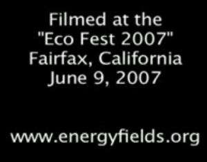 EcoFest, Fairfax California 2007