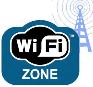 WiFi Zones are becoming increasingly common