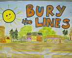 Bury the Lines