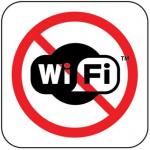 """University says """"No"""" to WiFi"""
