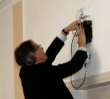 School Wi-Fi dismantled