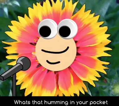 What's that humming in your pocket?